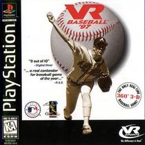 Vr Baseball 97 Ps1 Ps2