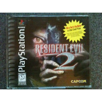 Resident Evil 2 Ps1 Compatible Con Ps2