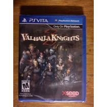 Valhalla Knights 3 Nuevo Y Sellado Para Psvita!