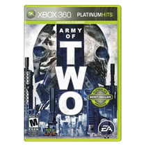 Army Of Two: Platinum Hits - Xbox 360 Nuevo