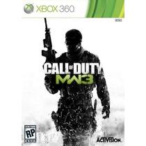 Call Of Duty Mw3 Xbox 360 Nuevo Sellado + Envio Gratis