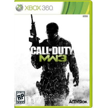 ..:: Call Of Duty Modern Warfare 3 ::.. Para Xbox 360