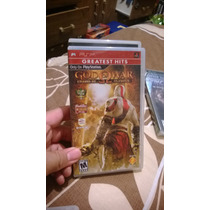 God Of War Olympus Chains Psp