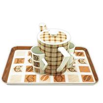 Set Tazas Tetera 430 Ml Tazas Plato Ceramica Good And Good