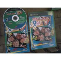 Monopoly Party Para Tu Xbox El Clásico Juego De Mesa Pm0