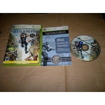 Shadowrun Completo Para Xbox 360,excelente Titulo,checalo.