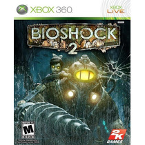 Bioshock 2 Para Xbox 360 Nuevo, Sellado Listo Para Envio Hm4