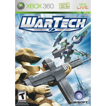 War Tech Senko Ronde Xbox360