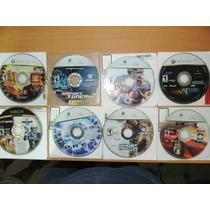 Lote De Videojuegos Para Xbox360