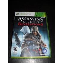Assassins Creed Revelations Juego Físico Xbox 360