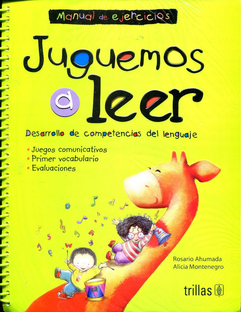Juguemos A Leer 8/ed - Rosario Ahumada / Trillas - $ 180 ...