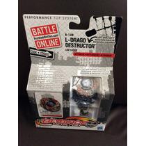 L-drago Destructor Beyblade Metal Fury Hasbro Oferta Promoci