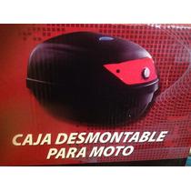 Caja Desmontable Para Moto Marca Italika