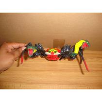 Muñeco Criatura Araña Gigante Action Man 100% Original