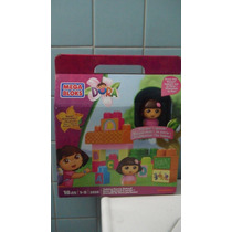 Mega Bloks Dora La Exploradora Escuela Parlante