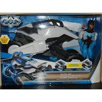 Max Steel Vehiculo De Lujo Nuevo Sellado Original Pm0