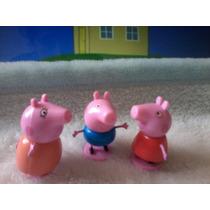 Peppa Pig Figuras Tipo Huevo Sorpresa