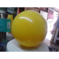 Pelota Plastica Pvc 7.5 Pulgadas Lisa