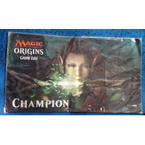 Playmat Tapete Origins Nissa Game Day Magic The Gathering