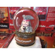 Piratas Del Caribe Esfera Navideña