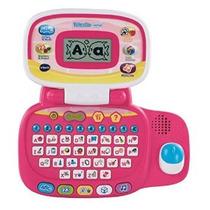 Vtech Tote Y Go Laptop Pink