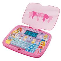 Laptop Infantil Notebook Princesas Disney Juegos Vtech