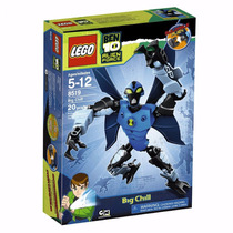 Jh Lego Ben 10 Alien Force Big Chill (8519)