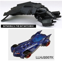Lote Batimovil & The Bat Matchbox Mattel Batman No Imaginext