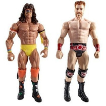 Figura De Acción Wwe Wrestlemania Fantasía Partido-up Ultim