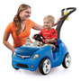 Step2 Carrito De Empuje Whisper Ride Ii Buggy