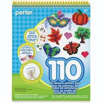 Perler Beads :: Cuaderno Con 110 Diseños Para Calcar