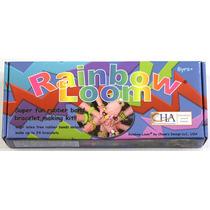 Rainbow Loom Kit Para Armar Con Ligas
