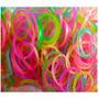 Paquete Ligas Brillan En La Oscuridad Rainbow Loom Xd25 Vv4