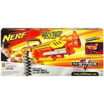 Nerf Vulcan Ebf-25 Dart Blaster Semi Nueva