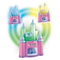 Juguete Castillo Princesa Disney Rosado