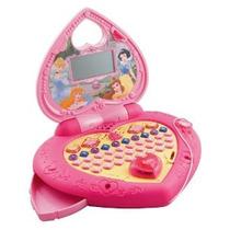 Vtech - Princesas De Disney - Laptop Aprendizaje Mágico