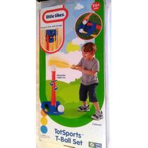 Juego De Little Tikesn De Beisbol