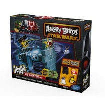 Angry Birds Star Wars Jenga Tie Fighter Juego