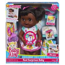 Tb Muñeca Baby Alive Real Surprises Baby