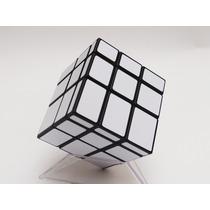 Cubo Rubik Shengshou Mirror Blocks White