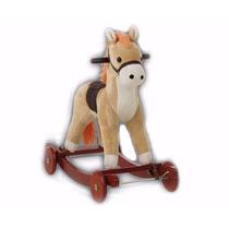 Montable Caballito Pony Mecedor Nuevo No Electrico