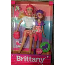 Barbie Britany Patinadoras