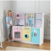 Cocinita Kidkraft Infantil Juguete Cocineta Amplia Cocina