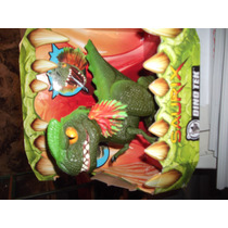 Saurix Dinosaurio Interactivo Mattel Dino Tek $650