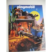 Catalogo Playmobil 1995 De Juguetes
