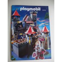 Catalogo De Juguetes Playmobil 2005