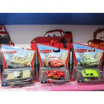 Coleccion De 3 Piezas De Cars Rayo Macqueen