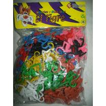Gcg Lote Changuitos Didacticos Colores Plastico 100 Pzas Dpa