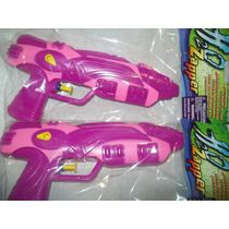 Gcg Lote De 2 Pistolas Lanza Agua Juguete Color Morado Vjr