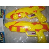 Gcg Lote De 2 Pistolas Lanza Agua Juguete Color Amarillo Vjr